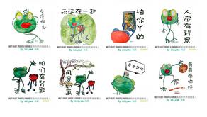 Moli's Heart: Froggy & Froggie《莫莉的世界:蛙蛙爱人》 Series 1-2
