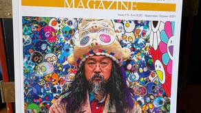 ART INTERNATIONAL CONTEMPORARY 国际当代艺术杂志 2021.10
