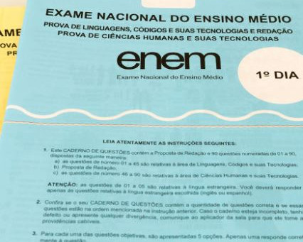 INEP adia provas do ENEM 2020