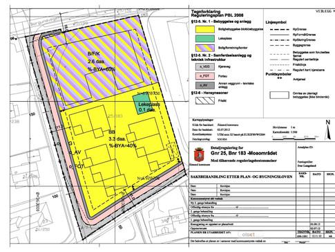 Moaområdet-endring for gnr.25, bnr.183