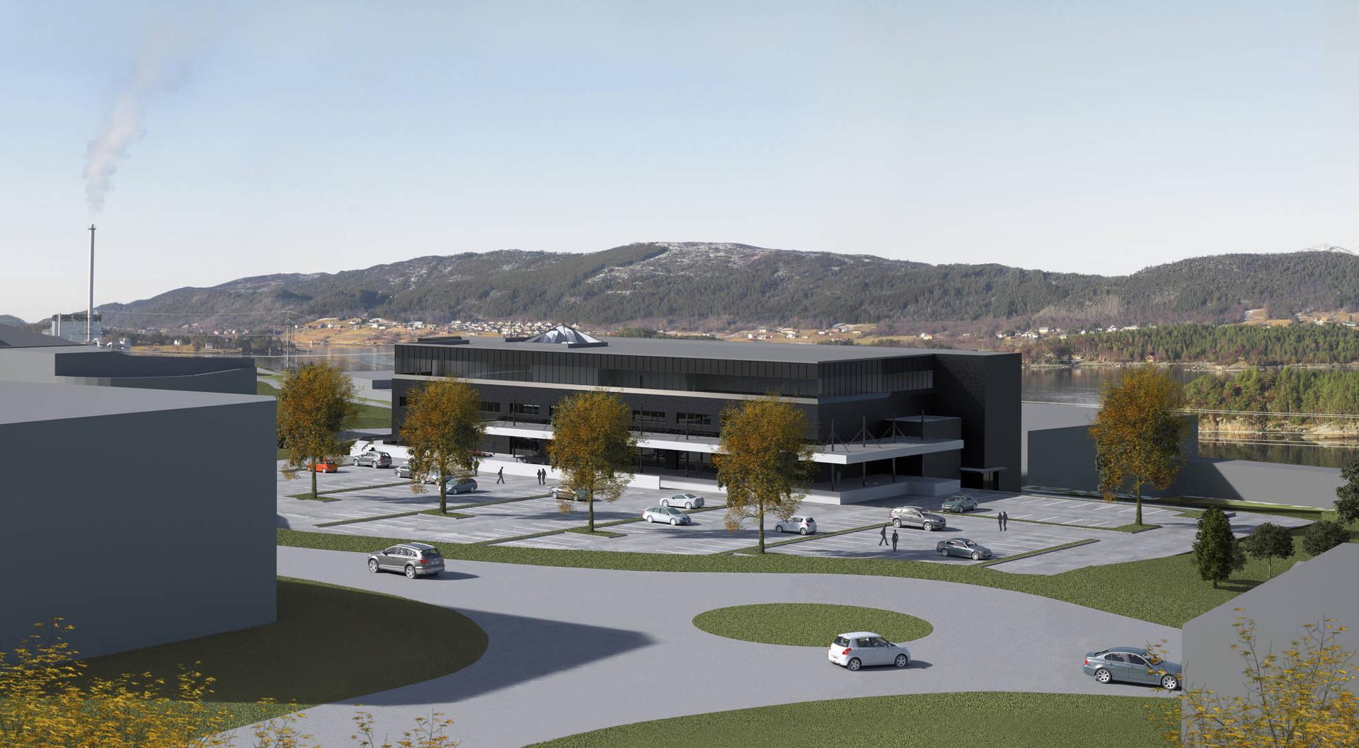 Breivika Næringspark - BNP