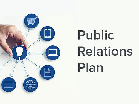 Creating a Public Relations Plan