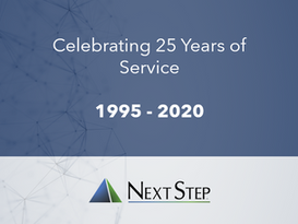 Next Step Celebrates Its 25th Anniversary Serving the Community Banking and Credit Union Industry