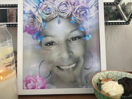 Through the Veil: A Reflection on Life & Grief after Losing You to Cancer.