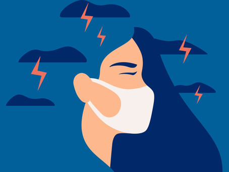 COVID Anniversary Anxiety Is Real — Here's How to Cope