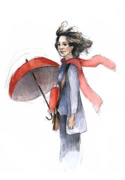 ombrello- umbrella