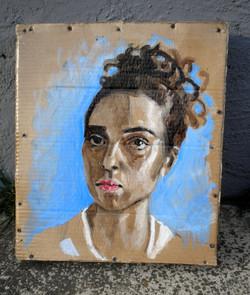 Autoritratto- Selfportrait