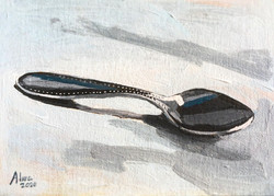 A spoon for my cup of tea