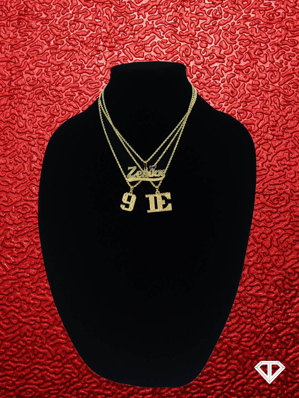 Custom Stacked Necklaces