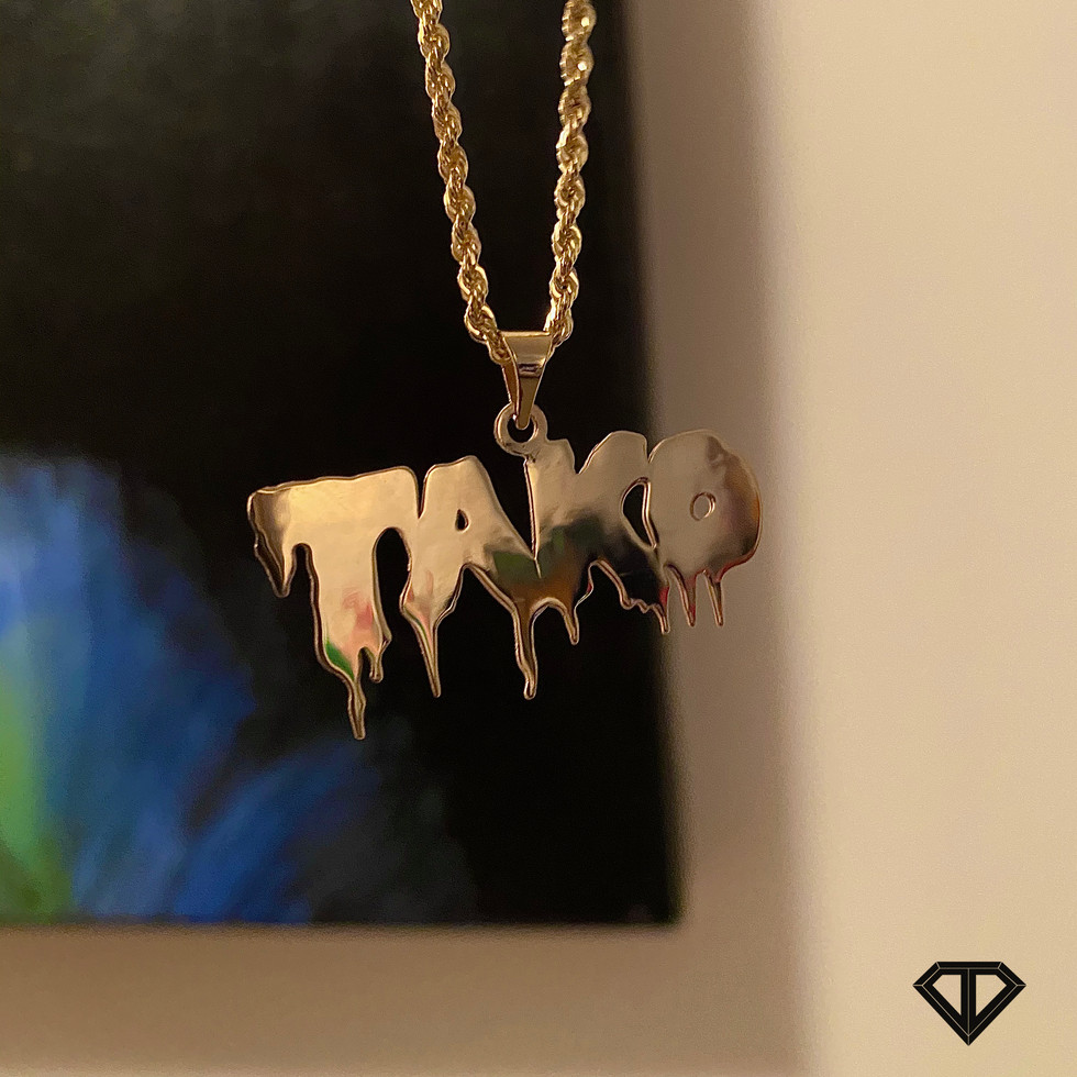"Custom 10k ""TAKO"" Chain"