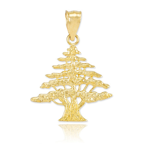 Cedar Tree (Cedrus Libani) Pendant
