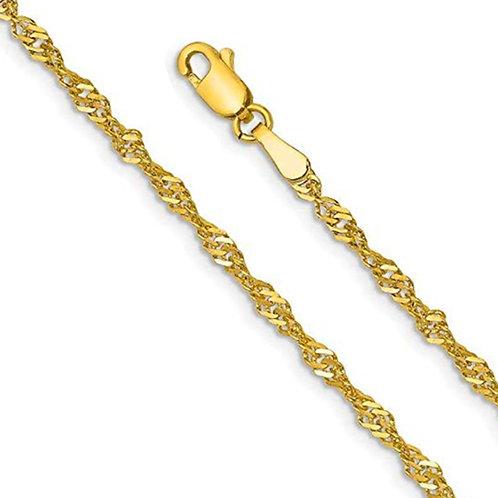 Singapore Necklace