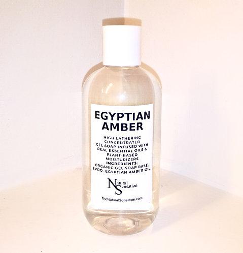 Egyptian Amber Liquid Soap