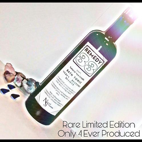 Remedy 33: Natural Spa Grade Bath Tonic