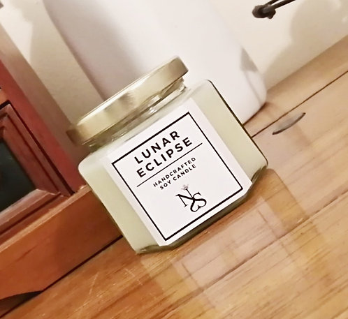 Lunar Eclipse Scented Soy Candle