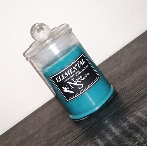 Elemental Jar Candle With Lid