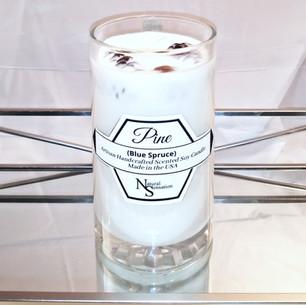 Natural Sensation Pine Candle