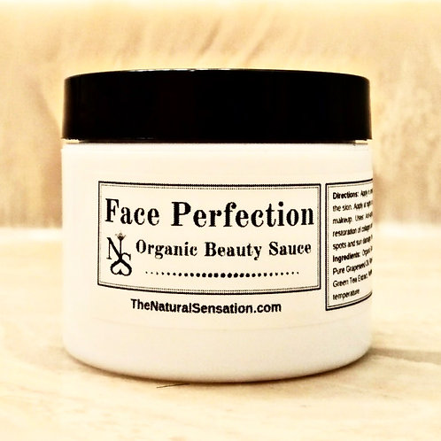 Face Perfection Organic Beauty Sauce