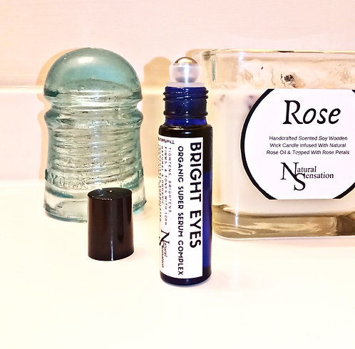 Bright Eyes: Eye Serum Roller