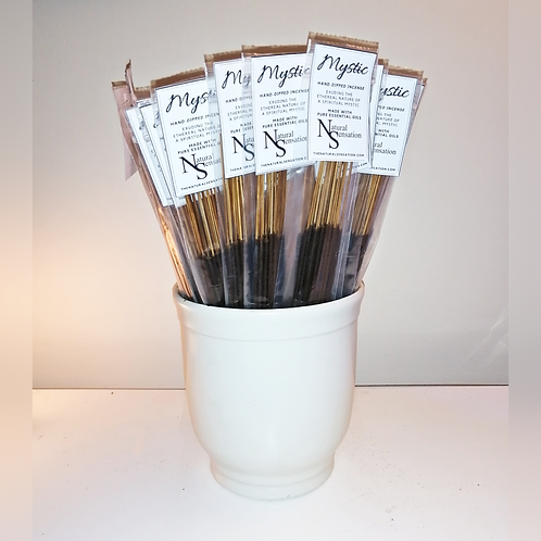 Mystic Hand-Dipped Incense