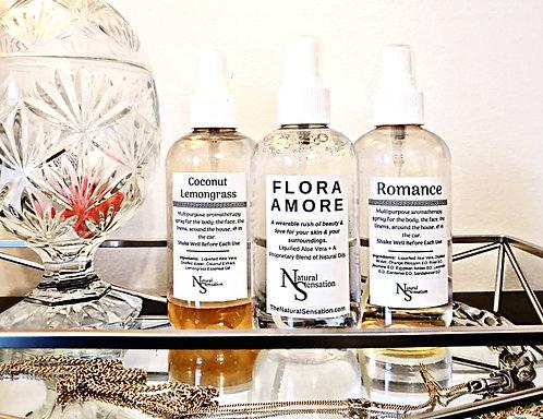 Summer Love Triple Threat Body & Room Spray Gift Set