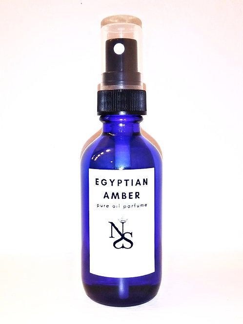Egyptian Amber Pure Oil Parfume