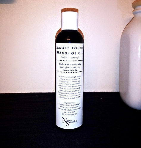 Magic Touch Massage Oil