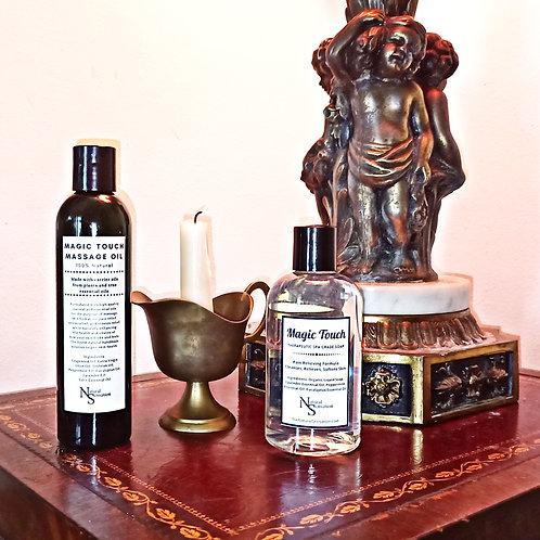 Magic Touch Spa Remedy Bath & Body Set