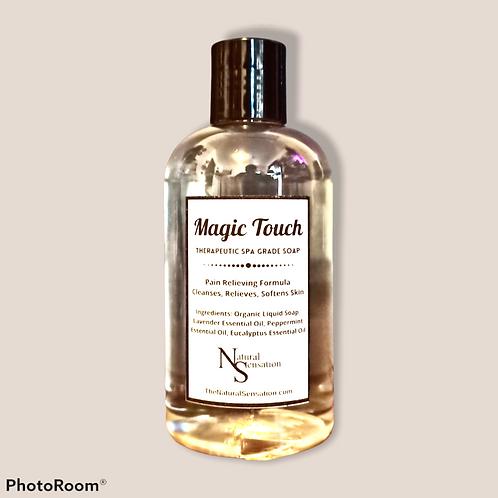 Magic Touch Therapeutic Liquid Soap