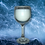 Thumbnail: Ocean Wave Wine-Class Stemware Candle