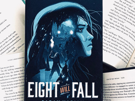 Eight Will Fall Book Review