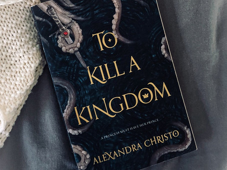 To Kill a Kingdom Book Review