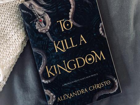 To Kill a Kingdom Book Review