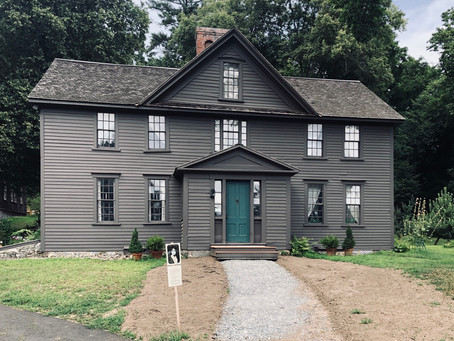 We Visited Louisa May Alcott's Orchard House