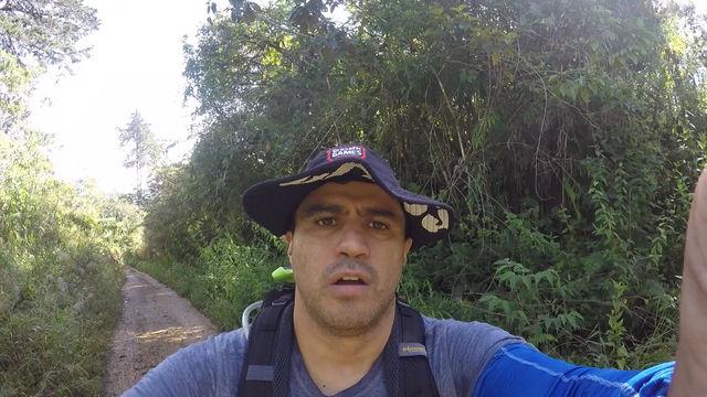 Caminata de entrenamiento Muñeco de Navarro - Cerro Alto, El Enpalme