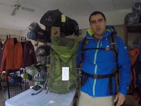 Backpack Boulder 38 de Pinguin Outdoor