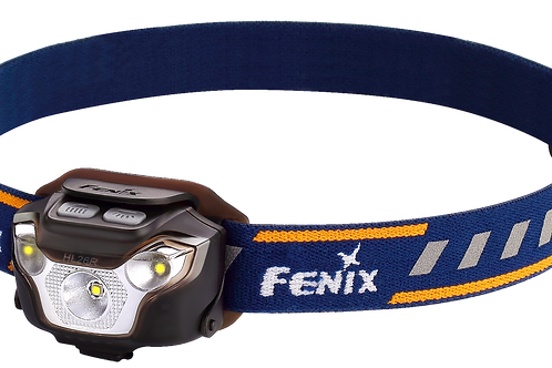 Foco de Cabeza HL26R Fenix Lights