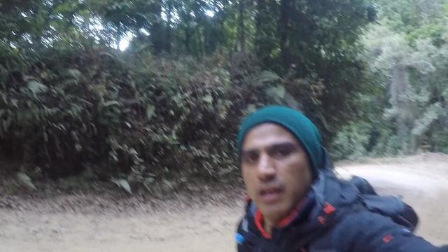 Ruta Providencia, Parque Nacional los Quetzales, Cerro de la Muerte