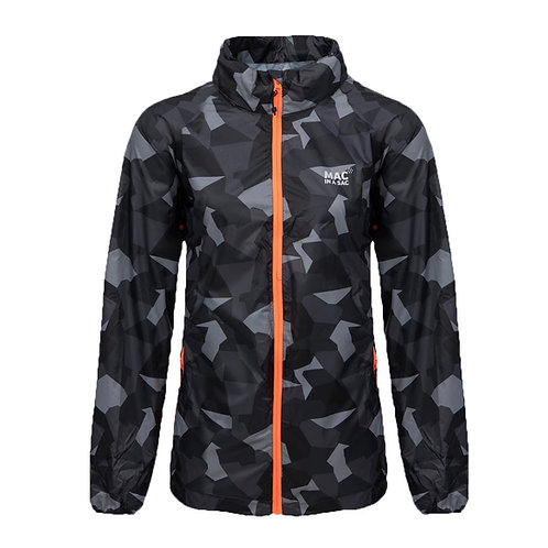 Jacket Impermeable Mac in Sac Camo