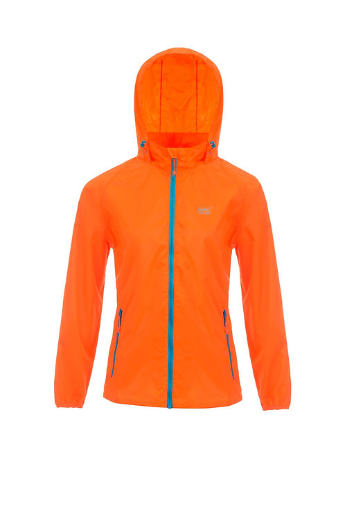Jacket Impermeable Mac in Sac Neon