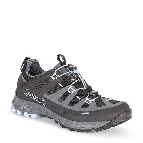 Zapato Selvatica GTX Mujer Black-LightBlue AKU