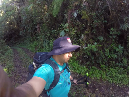 Ruta Sukia - 1er Día, Reserva Forestal Los Santos, Santa María de Dota