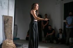(17) Christina Georgiou, (IM)MUTABLE, 'TACTILE BODIES', SENSORIUM SPACE, Nicosia_Cyprus 2017, photog