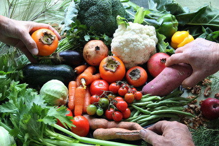 Why is it important to follow a natural diet?