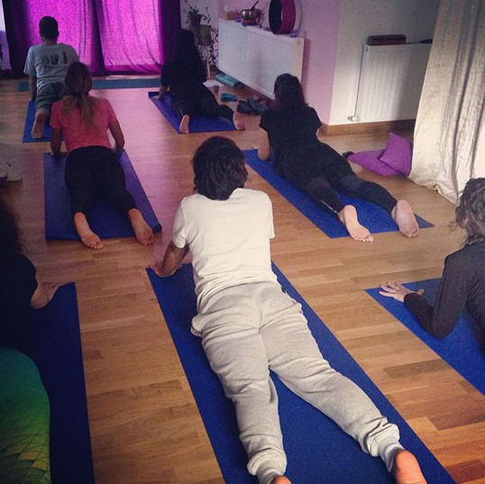 Opening the heart chakra at our SenseSelfEssence Yoga class with this wonderful group of people!_🙏💜☀️💕💫😊_#SenseSelfEssence 💜💚_.jpg.jpg.jpg.jpg.jpg.jpg.jpg