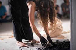 (9) Christina Georgiou, (IM)MUTABLE, 'TACTILE BODIES', SENSORIUM SPACE, Nicosia_Cyprus 2017, photogr