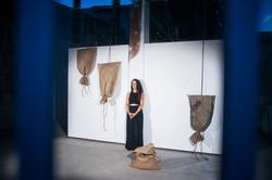 (1) Christina Georgiou, (IM)MUTABLE, 'TACTILE BODIES', SENSORIUM SPACE, Nicosia_Cyprus 2017, photogr