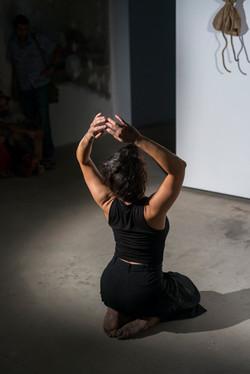 (15) Christina Georgiou, (IM)MUTABLE, 'TACTILE BODIES', SENSORIUM SPACE, Nicosia_Cyprus 2017, photog