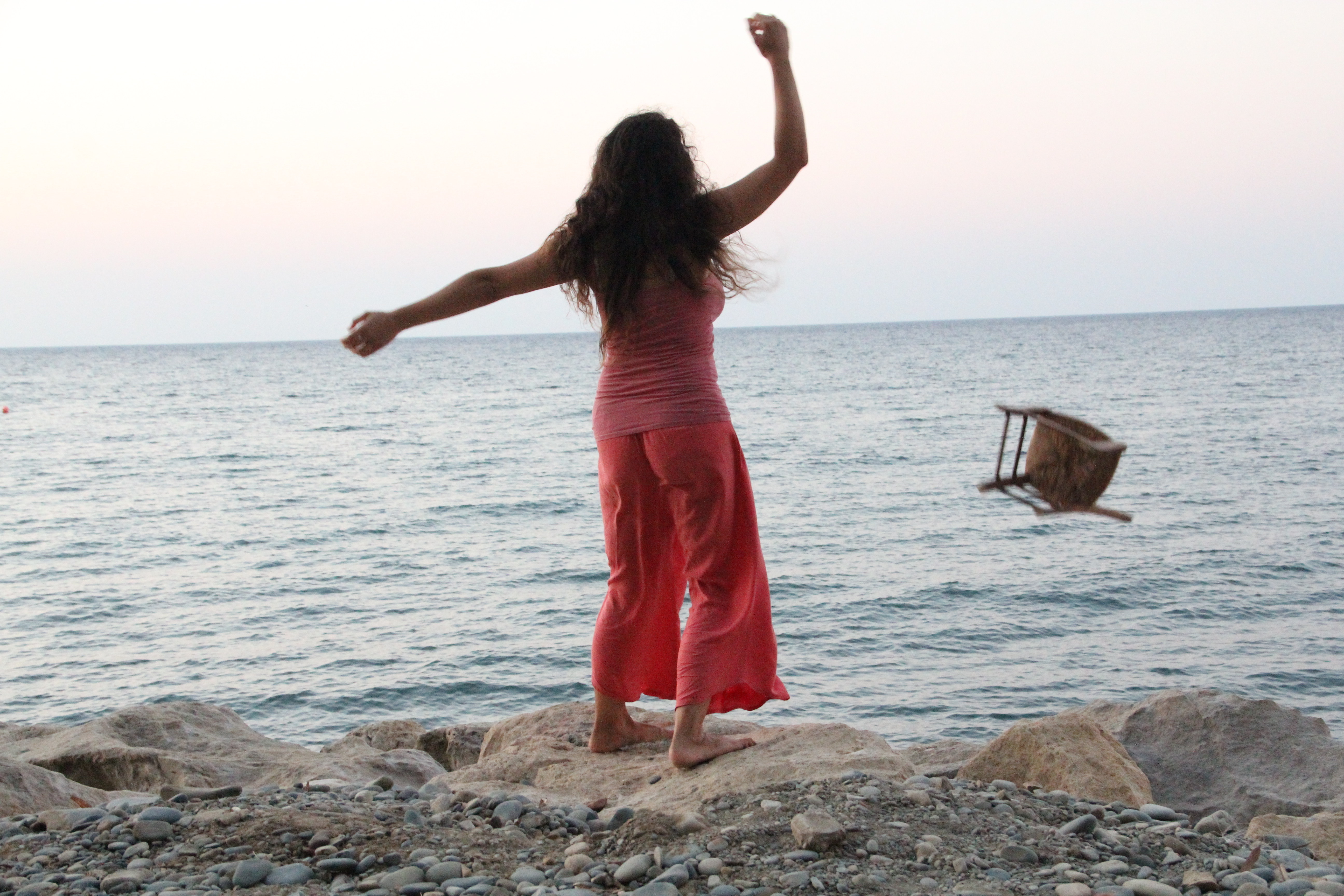 ἀφίημι Christina Georgiou