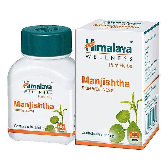 МАНЖИШТА (Manjishtha) Himalaya 60 таблеток
